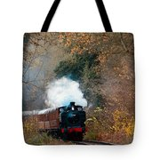 Full Steam  Tote Bag