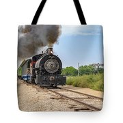 Full Steam To Nowhere Tote Bag