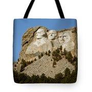 Full View Rushmore Tote Bag