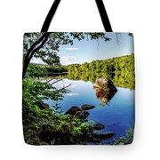 Fuller Pond Tote Bag