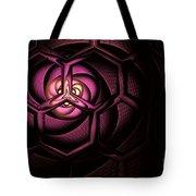 Fullerene Tote Bag by John Edwards