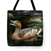 Fulvous Whistling Duck 2 Tote Bag