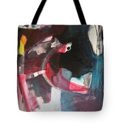 Fumbling With Memory Tote Bag
