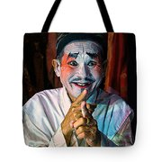 Fun At The Opera Tote Bag