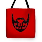 Fun Beard Tote Bag