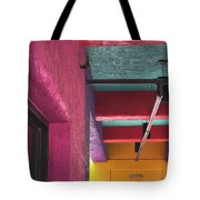 Fun House Tote Bag