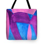 Fun In Abstract Word Art Tote Bag