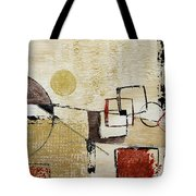 Fun With Shapes Tote Bag