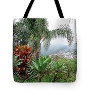 Funchal Maderia Tote Bag
