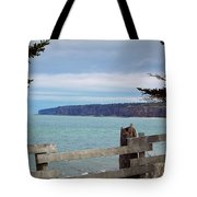 Fundy View Tote Bag