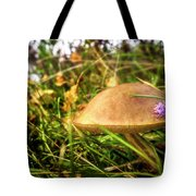 Funghi, Cashel Forest Tote Bag