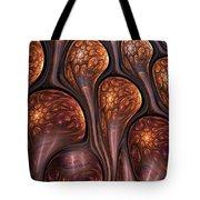 Funghi Flow Tote Bag