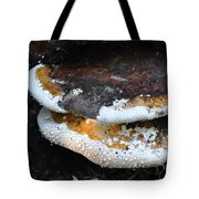 Fungi In Dew Tote Bag