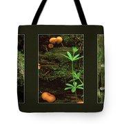 Fungi Times Three Tote Bag