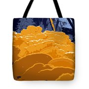 Fungi Work Number 4 Tote Bag