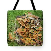 Fungus Bouquet Tote Bag