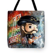 Funko Lemmy Kilminster Out To Lunch Tote Bag