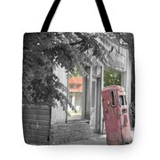 Funk's Grove V Tote Bag by Dylan Punke