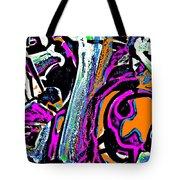 Funky Pop-14 Tote Bag