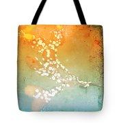 Funky Seaweed Tote Bag