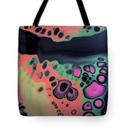 Funky Time Tote Bag
