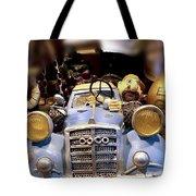 Funny Automobile Tote Bag