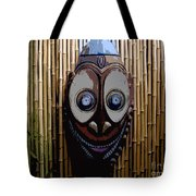 Funny Face Tote Bag