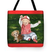 Funny Moments Tote Bag