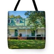 Fuqua Farm House 2526t Tote Bag