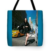Fur-st Avenue Tote Bag