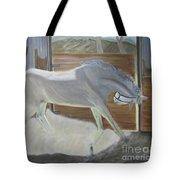 furious Horse Tote Bag