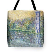 Furman Tower Tote Bag