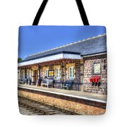 Furnace Sidings Railway Station 2 Tote Bag