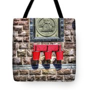 Furnace Sidings Railway Station 4 Tote Bag