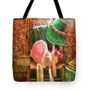 Furniture - Chair - Bonnets  Tote Bag