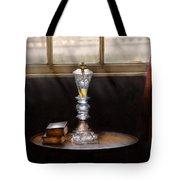 Furniture - Lamp -  The Oil Lamp Tote Bag