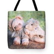 Furry Friends Tote Bag