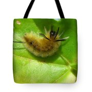 Furry Little Guy Tote Bag