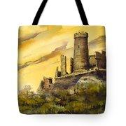 Furstenburg On The Rhine Tote Bag