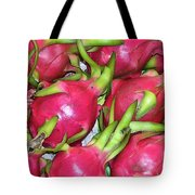 Fushia Fruit Tote Bag