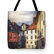 Fussen In The Morning Tote Bag