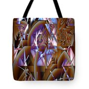 Future Gothic Tote Bag