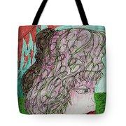 Future Look Tote Bag