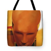 Future Man Tote Bag
