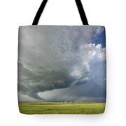 Future Tornado Tote Bag