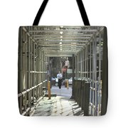 Futures In Front Of You Tote Bag