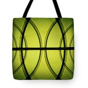 Futuristic Abstract Tote Bag