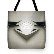 Futuristic Architecture One Tote Bag