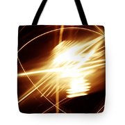 Futuristic Background Tote Bag