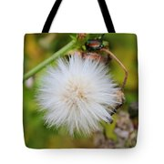 Fuzzball Tote Bag